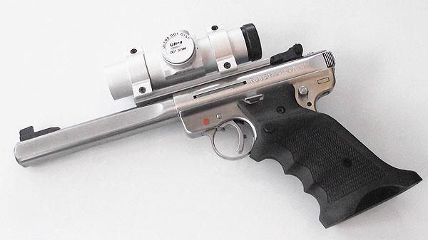 Ruger-mark3-custom